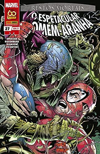 O Espetacular Homem-Aranha Volume 27