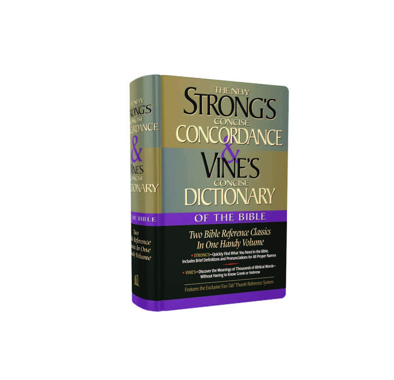 Strongs Concordance Dictionary Reference Classics