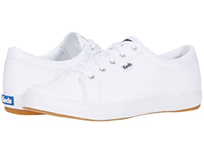 Keds Center Twill (White) Women