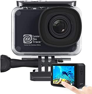 AKASO V50 Pro Leave No Trace Special Edition Action Camera Touch Screen 4K60 Waterproof..