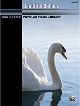 Alfred Dan Coates Beautiful Ballads Advanced Piano Book