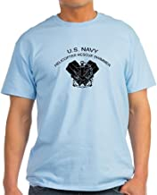 CafePress USN Helicopter Rescue Swimmer Cotton T-Shirt