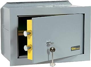 comprar comparacion Viro 4551.20 - Caja fuerte mecánica casasica, oscuro