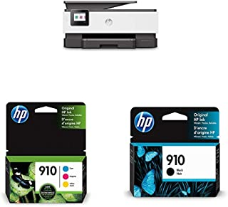 $253 » HP OfficeJet Pro 8035 All-in-One Wireless Printer - Basalt (5LJ23A) with Ink Cartridges - 4 Colors