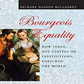 Bourgeois Equality audiobook cover art