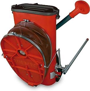 Pulmic Dragon 12K Espolvoreador de Fuelle Manual de Espalda, 12 kg, Rojo y Negro