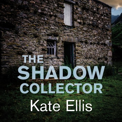 The Shadow Collector audiobook cover art