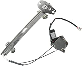 A-Premium Power Window Regulator with Motor for Honda Accord 1994-1997 Acura CL 1997 Coupe only Front Left Driver Side