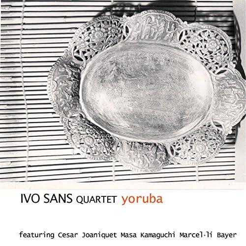 Ivo Sans Quartet feat. Cesar Joaniquet, Masa Kamaguchi & Marcel·lí Bayer