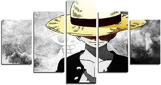 Best 5 piece canvas anime Reviews