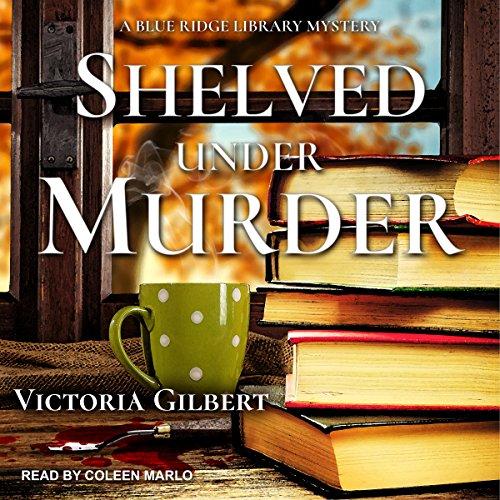 Shelved Under Murder audiobook cover art