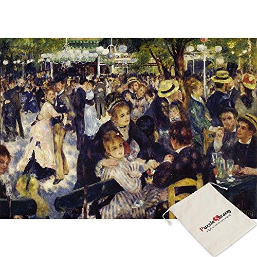 Puzzle Life Moulin De La Galette - Pierre Auguste Renoir - 500 Piece Jigsaw Puzzle