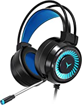 KESOTO Esports Gaming Headset PC Headphone 7.1 Surround Sound para PC Mac Laptop - Plugue de 3.5mm
