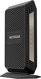 NETGEAR Gigabit Cable Modem (32x8) DOCSIS 3.1 | for XFINITY by Comcast, Cox. Compatible with Gig-Speed from Xfinity - CM10...
