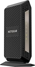 NETGEAR Gigabit Cable Modem (32x8) DOCSIS 3.1 | for XFINITY by Comcast, Cox. Compatible with Gig-Speed from Xfinity - CM1000-1AZNAS (Renewed)