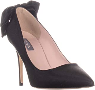 SJP Lucille 90 Pointed Toe Pumps, Black