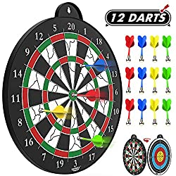 Street Walk Magentic Dart Board