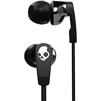 Skullcandy Strum In-Ear Earbud - Street Black
