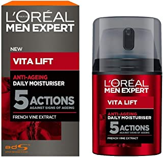 Loreal Men Expert new Vita Lift Anti-Ageing Daily Moisturiser