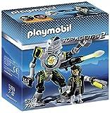 playmobil robot agent