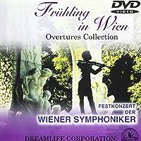 ウィーンの春 序曲集 [DVD]