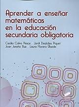 Aprender a enseñar matemáticas en la educación secundaria obligatoria: 53