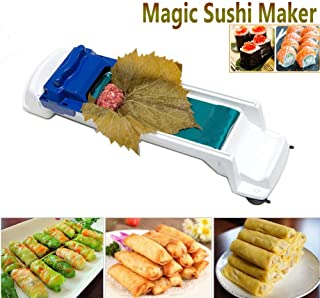 Magic Vegetable Meat Rolling Tool - Sushi Maker Roller Stuffed Grape Cabbage Leaves Kitchen Roller Machine