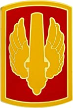 18th Fires Brigade CSIB (NO TAB) - Combat Service Identification Badge