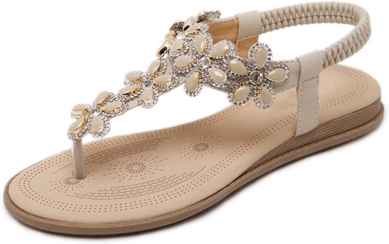 LyHomeAn Fashion Ladies Sli Sandals San Jose Super Special SALE held Mall Beaded