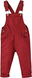 Best kids red overalls Reviews