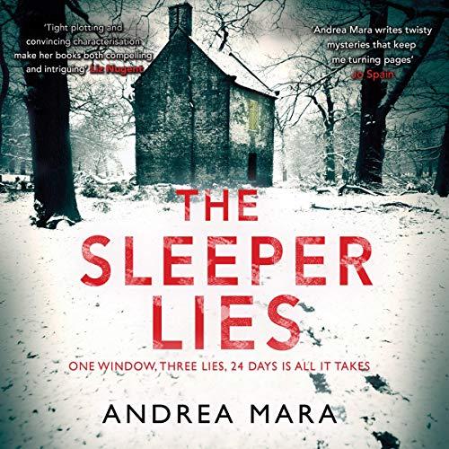Page de couverture de The Sleeper Lies