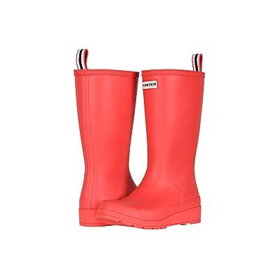 Hunter Original Play Boot Tall Rain Boots (Hunter Red) Women