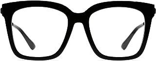 DIFF Eyewear - Bella - Designer Square Oversized UV400...