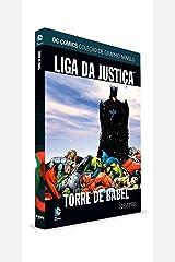 DC Graphic Novels. Liga da Justiça. Torre de Babel Capa dura