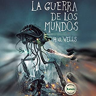 La Guerra de los Mundos [The War of the Worlds] cover art