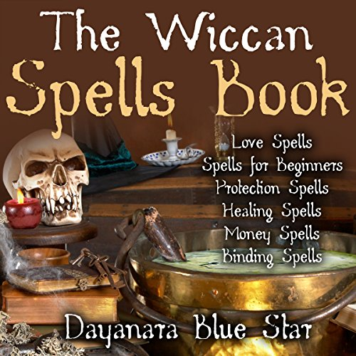 Wiccan Spells  By  cover art