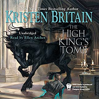 Page de couverture de The High King's Tomb
