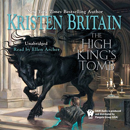 Couverture de The High King's Tomb