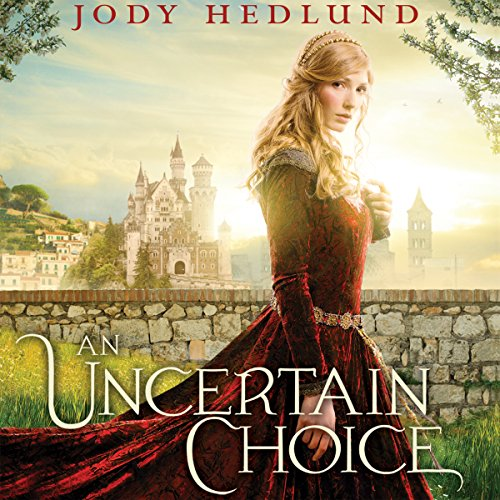 An Uncertain Choice audiobook cover art