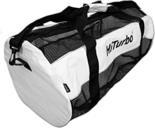 Mesh Duffel Bag-Dive Travel Duffle Bags for Scuba Diving and Snorkeling Beach Gear & Equipment