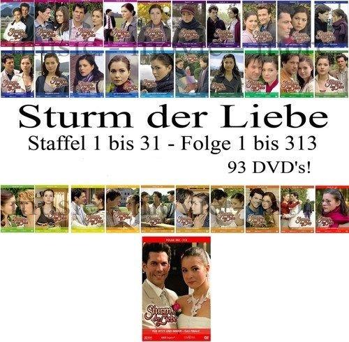 DVD Box 1-31 (93 DVDs)