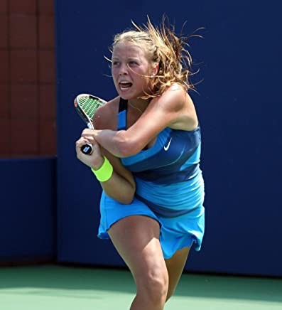Quality Prints - Laminated 21x23 Vibrant Durable Photo Poster - Anett Kontaveit at The 2012 US Open