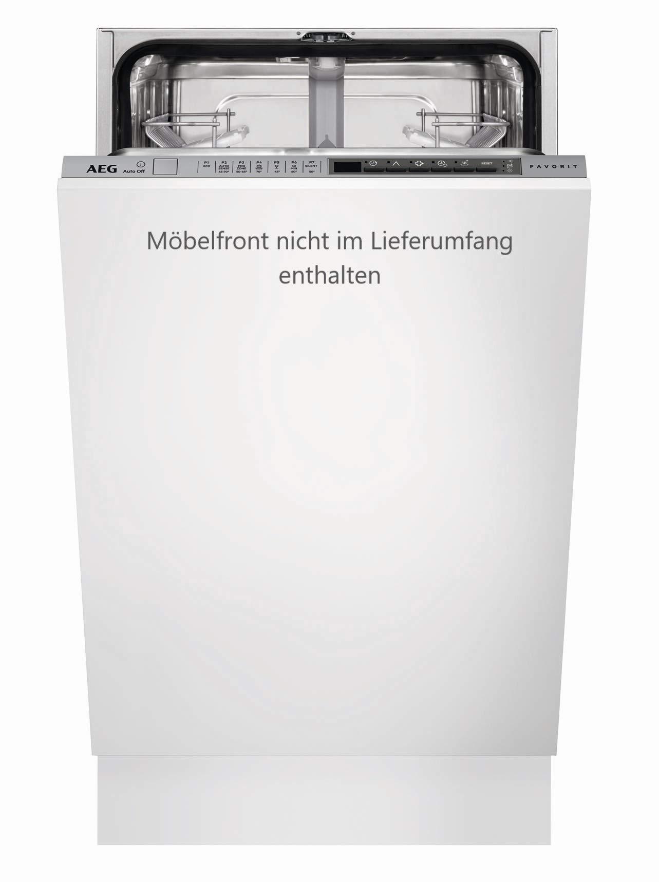 AEG FSE63400P Totalmente Integrado 9cubiertos A++ lavavajilla ...