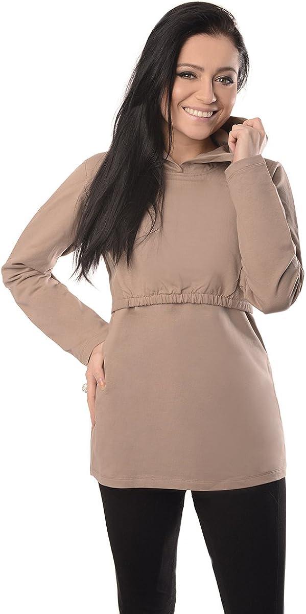 Purpless Maternity Dedication Pregnancy Nursing Sweatshirt ! Super beauty product restock quality top! Hoodie Breastfee