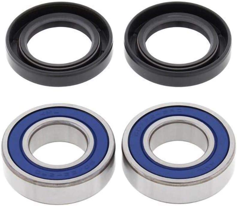 All Balls Wheel Bearing Kit Front VN Discount mail order In stock for Suzuki ZX Kawasaki