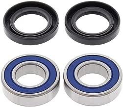 All Balls Front Wheel Bearing Kit Replacement For 03-19 KAWASAKI ZX636