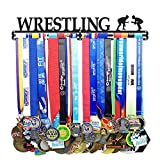 Lapetale Fashion Medal Hanger Holder Display Rack for Medals-Sturdy Mount Over 40 Medals Easy to Install Easy to Use
