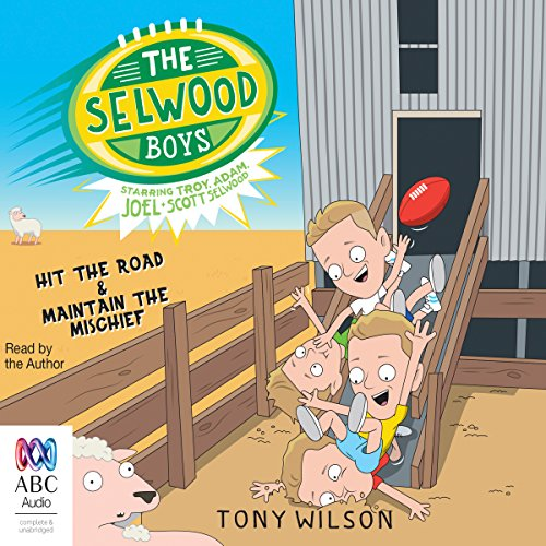The Selwood Boys: Volume 2 audiobook cover art