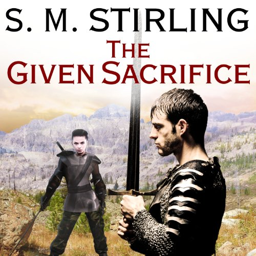 The Given Sacrifice audiobook cover art