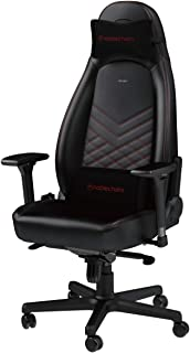 NBL-ICN-PU-BRD-SGL(レッド) noblechairs ICON